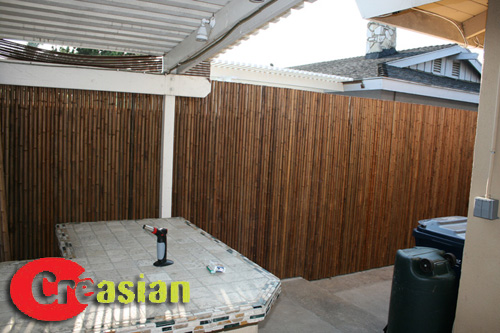 Bamboo Fencing High Quality Fence Panel Rolls