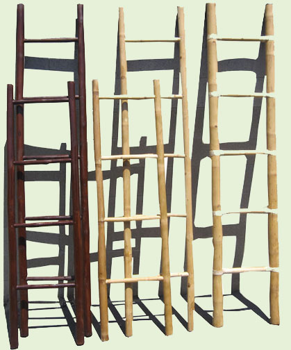 Bamboo   Ladder The Best Limited 2015. Bamboo Ladder   Bamboo Rack  Bamboo Shelve