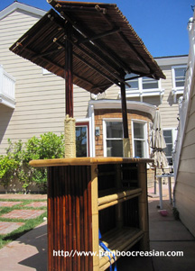 Bamboo Tiki Bar Is Highest Quality Products With The Excellent Shipping In  Your Desire For Home Or Business With A Selection From Variety Of Side Tiki  Bar ...
