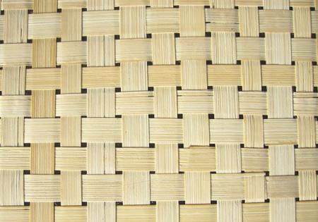 Bamboo matting basket em 17 free shipping - Woven wood wall panels ...