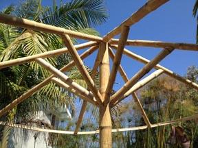 Bamboo Umbrella Bamboo Palapa Bamboo Gazebo Thatch