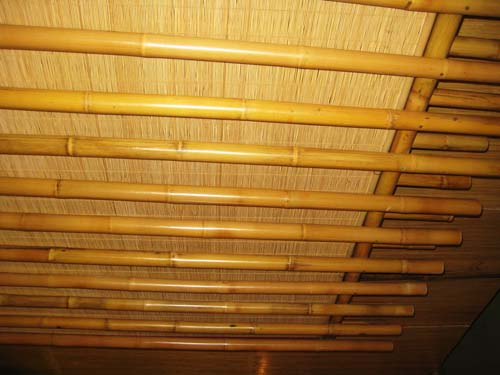 Bamboo Solid Poles